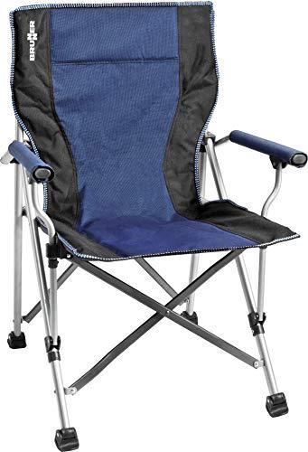 BRUNNER campingstoel Raptor van BRUNNER (blauw/zwart)