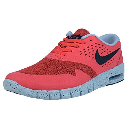 Nike ERIC Koston 2 Max Schuhe 631047 Rot 600 Sneaker, Größe:42