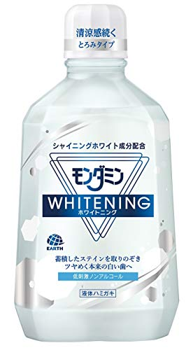 モンダミン ホワイトニング 液体はみがき [1080ml]