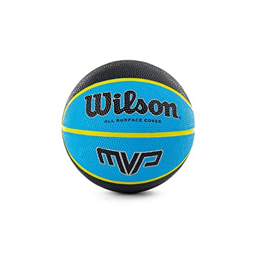 WILSON MVP 275 BSKT BLKBLU