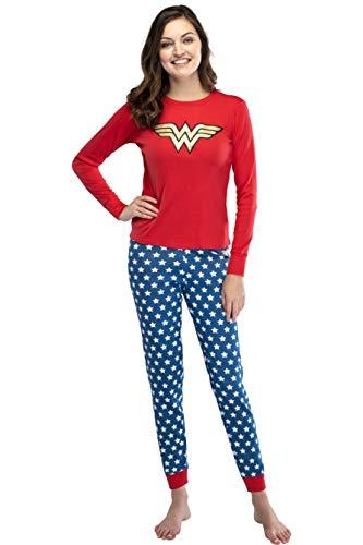 Intimo hembra Wonder Woman Glitter Logo...