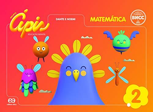 Projeto Ápis - Matemática - Volume 2
