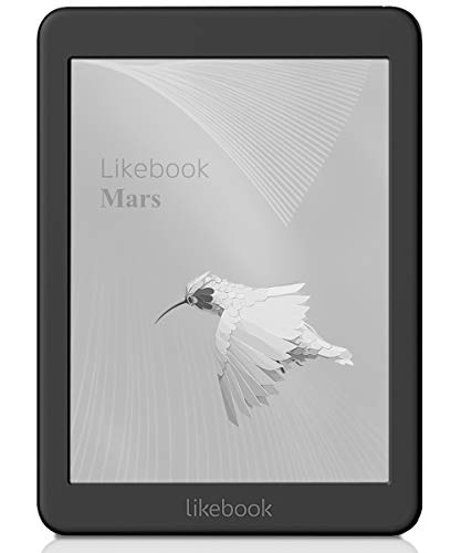 Likebook Mars E-Reader with 7.8''300ppi E-Ink Touchscreen 8 Core 1.5GHz, Built-in Audible, 16GB Storage Android System 6.0. Support Google Store …