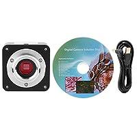 測定ソフトウェアSDKの生物学校の教授が付いている5MP USB2.0の企業の顕微鏡のカメラCCDのビデオ顕微鏡