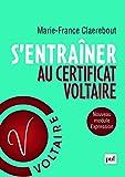 S'entraîner au certificat Voltaire - Orthographe et expression