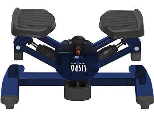 東急スポーツオアシス プレミアム ツイスト エアロ ステッパー モード切替機能 (ツイスト/エアロ) 連続使用 約60分 静音 SP-200 ネイビー