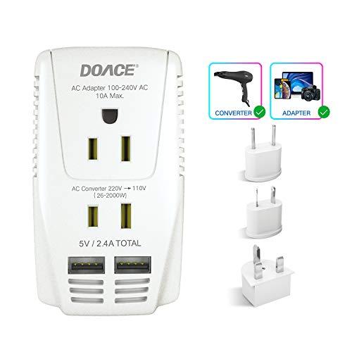 DOACE Power Converter (White)