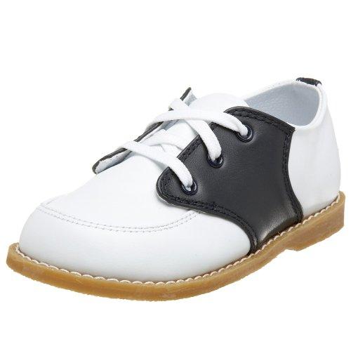 Josmo Baby Boy's First Steps Walking Dress Shoe (Infant, Toddler), (4 M US Toddler, Black)