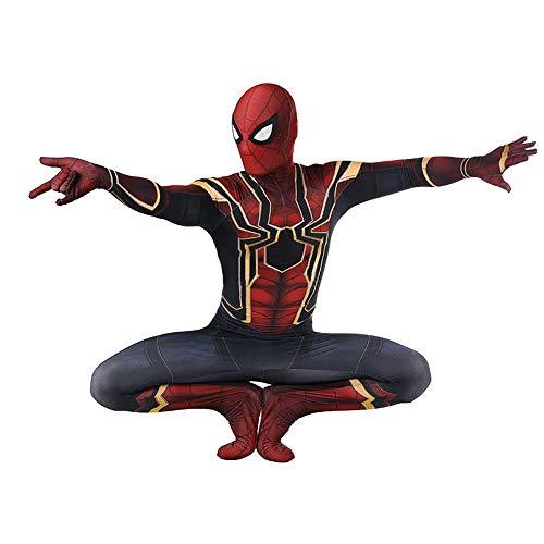 Femmes Halloween Spiderman Combinaison Cosplay Costume Party Fancy Ange Body
