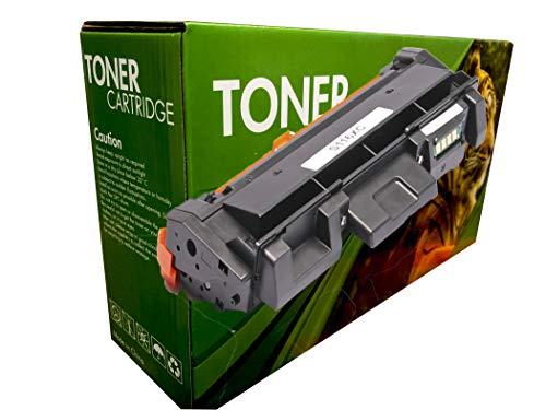 TIGRE Cartucho de tóner Generico D116L 116L MLT-D116L para Impresora Uso en SL-M2825WN M2625D M2885FW M2675FN M2875FW