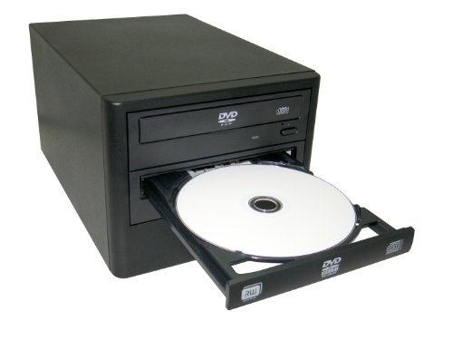 ZIPSPIN DVD/CD Master 1 TO 1 Duplicator