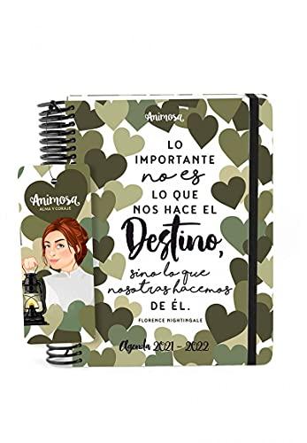 Animosa - Agenda escolar 2021-22 A5 Florence Destino