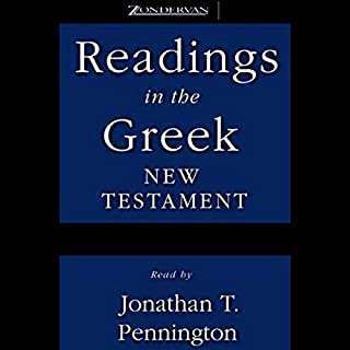 Readings in the Greek New Testament audiobook cover art