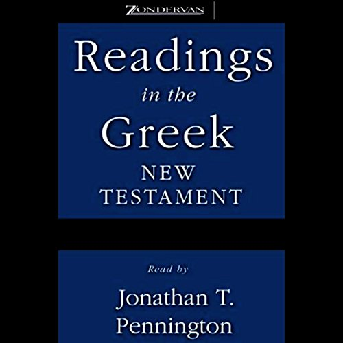 Readings in the Greek New Testament cover art