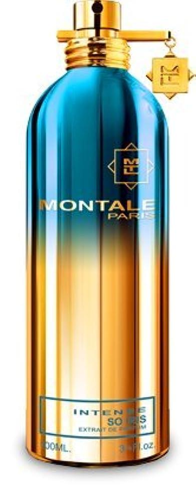 気づくなるオセアニア風が強いモンタル アントンス ソウ アイリス エクストレドパルファン 100ml(Montale Intense So Iris Extrait de Parfum 100ml) [並行輸入品]
