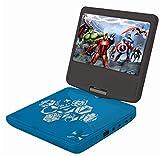 Lexibook - DVDP6AV-The Avengers Portable DVD Player