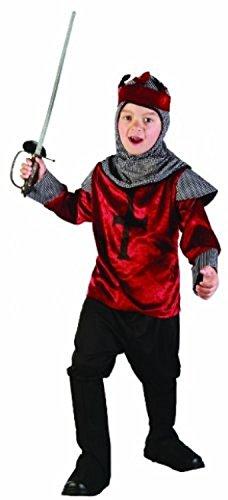 Déguisement chevalier garçon (avec épée) (4-6 ans)