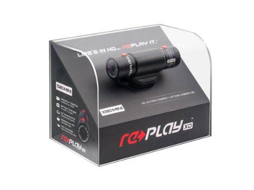 Replay XD 1080 MINI HD Camera, Black 01-RPXD1080M-CS