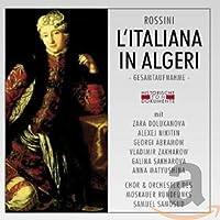 L'italiana In Algeri (in russ.Spr.)