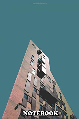 Notebook: 765 Monolith , Journal for Writing, College Ruled Size 6' x 9', 110 Pages