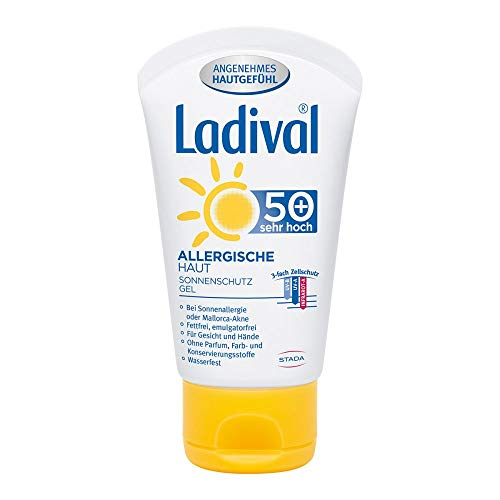 Ladival allergische Haut Gel Lsf 50+ 50 ml