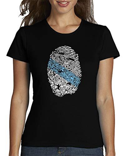 latostadora - Camiseta Galego Galego para Mujer