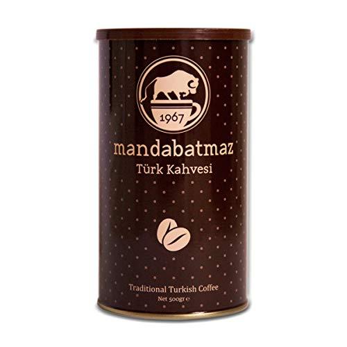 Türkischer Kaffee Mandabatmaz 500 gramm Türkischer Mocca Türk Kahvesi