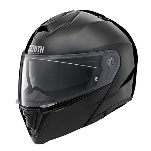 Yamaha 90791-2366M YJ-21 ZENITH Motorcycle Helmet System Metal Black Size M 22.4 - 22.8 inches (57 - 58 cm)