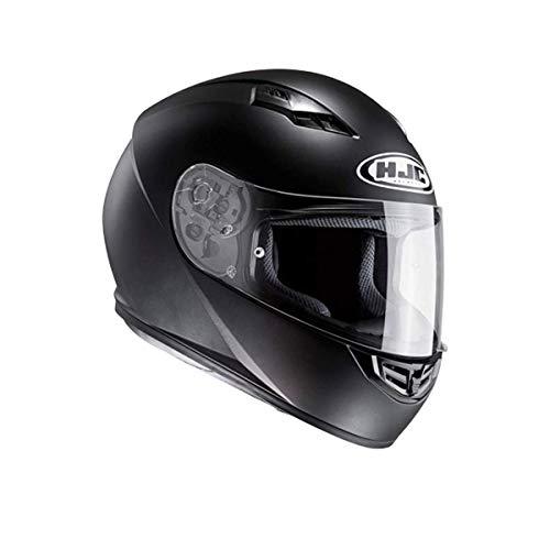 HJC Motorradhelm CS 15, Schwarz, Größe M
