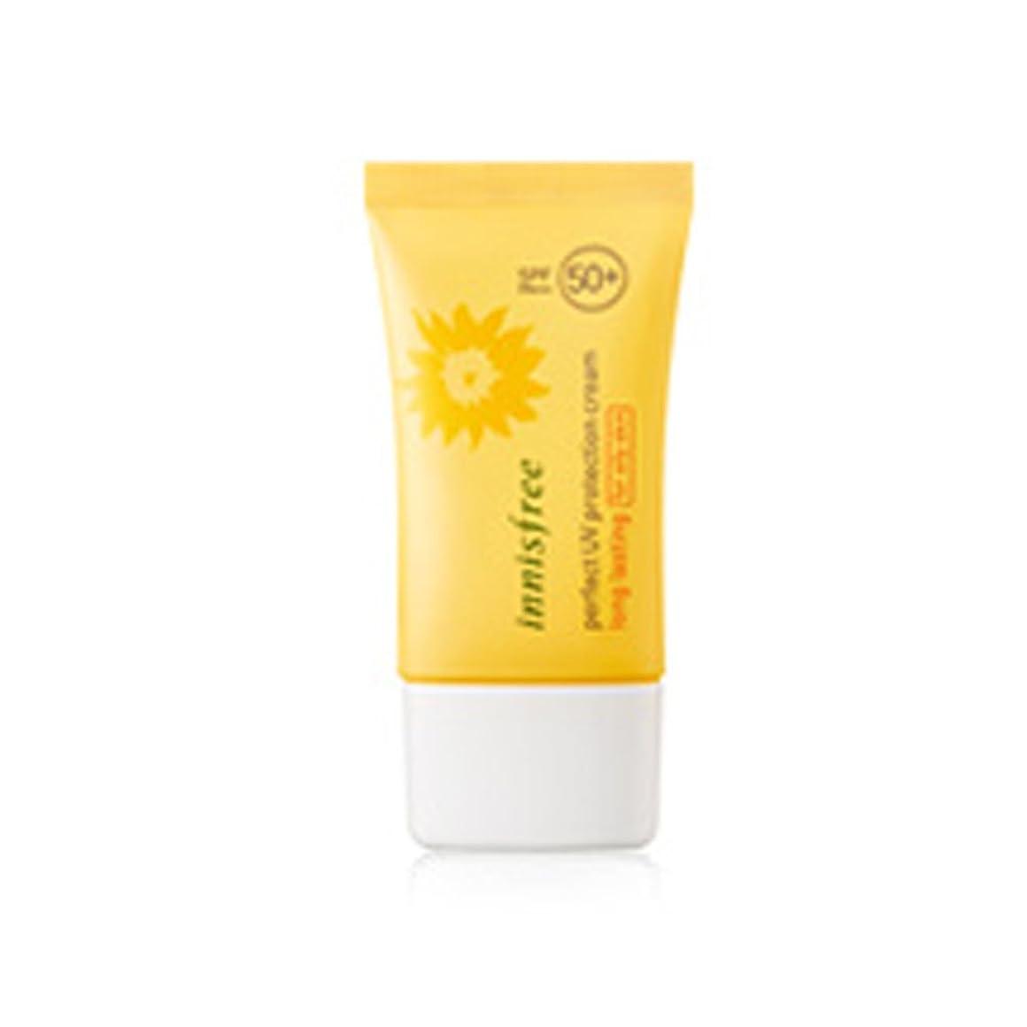 シガレット乱す最終イニスフリーパーフェクトUVプロテクションクリームロングサロン/オイリースキン用50ml SPF50 + PA +++ Innisfree Perfect UV Protection Cream_Long lasting/For Oily skin_ 50ml SPF50+ PA+++ [海外直送品][並行輸入品]