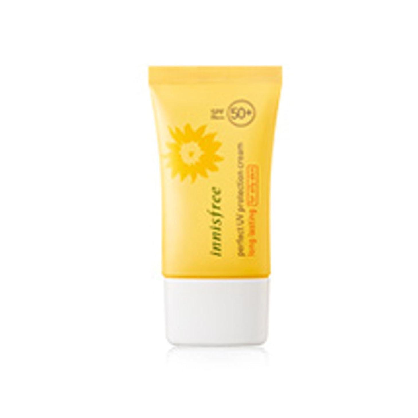行進ご近所家畜イニスフリーパーフェクトUVプロテクションクリームロングサロン/オイリースキン用50ml SPF50 + PA +++ Innisfree Perfect UV Protection Cream_Long lasting/For Oily skin_ 50ml SPF50+ PA+++ [海外直送品][並行輸入品]