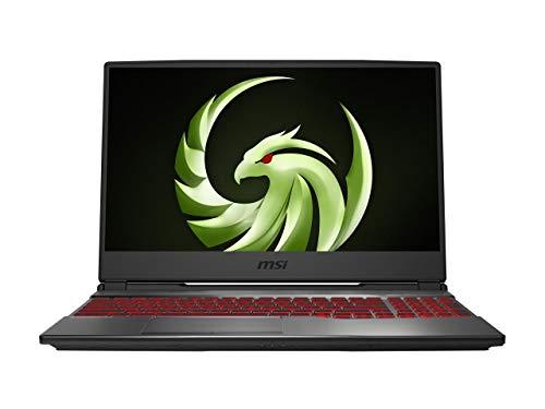 MSI Alpha 15.6' FHD IPS High Performance Gaming Laptop Woov RGB Gaming Mouse | AMD Ryzen 7 3750H Quad-core | Radeon RX 5500M 4GB GDDR6 | 8GB RAM | 512GB SSD | Backlit Keyboard | HDMI | Windows 10