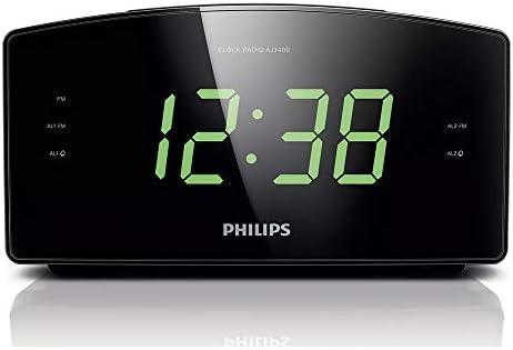 AES 1080P HD WiFi Alarm Clock Radio Spy Camera Wireless IP P2P Covert Hidden Nanny Camera Spy product image