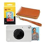 Kodak PRINTOMATIC - Juego de funda para cámara fotográfica (gris), color marrón