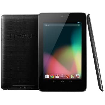 ASUS Nexus 7 (2012) TABLET / ブラウン ( Android / 7inch / NVIDIA Tegra3 / 1G / 32G / BT3 ) NEXUS7-32G