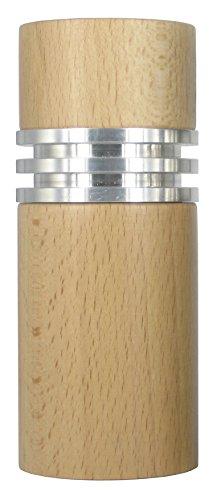 Marlux p223.120101 natuurhouten pepermolen 5 x 5 x 12 cm