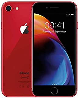 Apple iPhone 8, 64GB, rood (Refurbished)