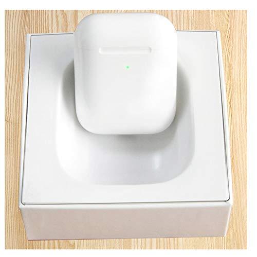Original i500 Pro 1:1 in Ear Blutooth Earphone Mini Wireless Sport Headsets Headphones Stereo Earbuds elari PK Aire 2 3 -White-