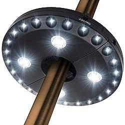 best top rated outdoor umbrella lights 2021 in usa