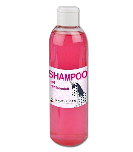 WALDHAUSEN Himbeer-Shampoo, 250ml