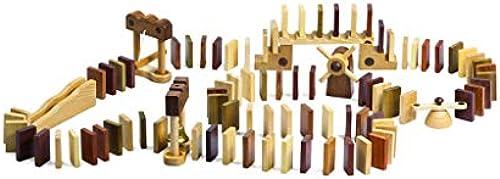 HXGL-Spielzeuge Domino Holzspielzeug Orgel Puzzle Kreatives Geschenk über 3 Jahre alt (Größe   S)