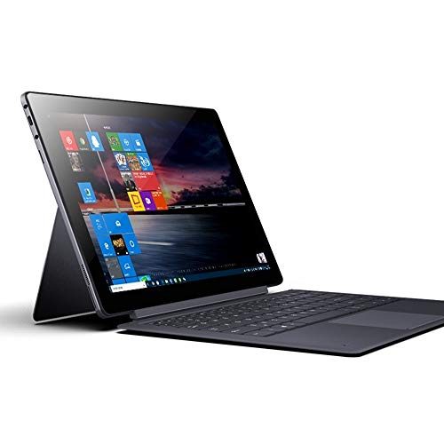 Computeradoras Laptop KNote X 2-in-1 tablet, 13,3 inch, 8 GB + 128 GB, Windows 10 Intele Twilling See N4100 Quad-Core tot 2,4 GHz, ondersteuning TF-kaart enz.