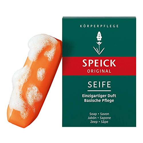 6x Speick Natural Seife 100 g