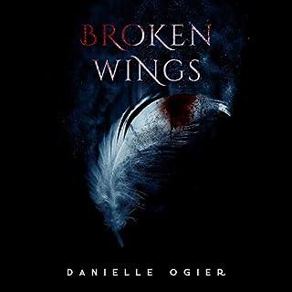 Broken Wings audiobook cover art