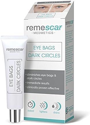 Remescar Crema Contorno Occhi | Crema Occhiaie - Riduce le Borse e Occhiaie per Risultati Immediati Clinicamente Testati | Prodotta da Remescar