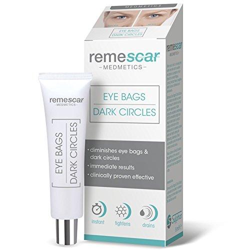 Remescar - Borse Occhi e Occhiaie Scure - Crema per le borse sotto gli occhi - Eliminare le borse sotto gli occhi - Trattamento istantaneo per elimina