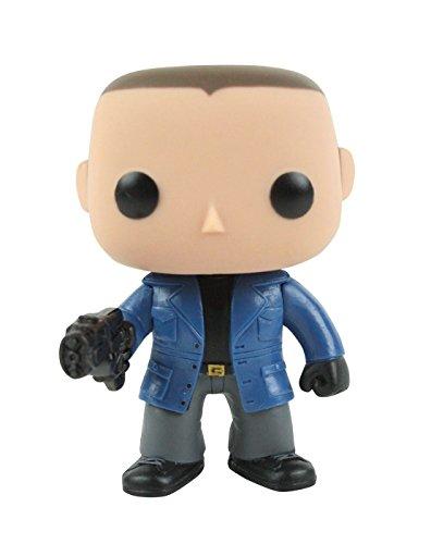 Funko - Figurine DC Heroes - Flash TV Captain Cold Unmasked Exclu Pop 10cm - 0849803055578
