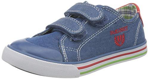Pablosky, Zapatillas-Niño para Niños, Azul, 26 EU