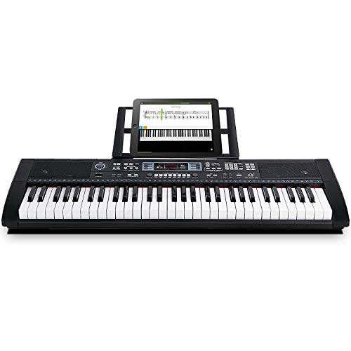 Souidmy Electric Keyboard 61 Keys with...