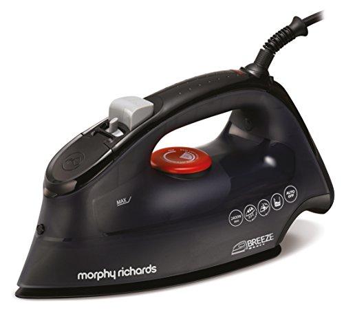 MORPHY RICHARDS Plancha De Vapor MR300260 Negro
